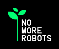 Logo of No More Robots